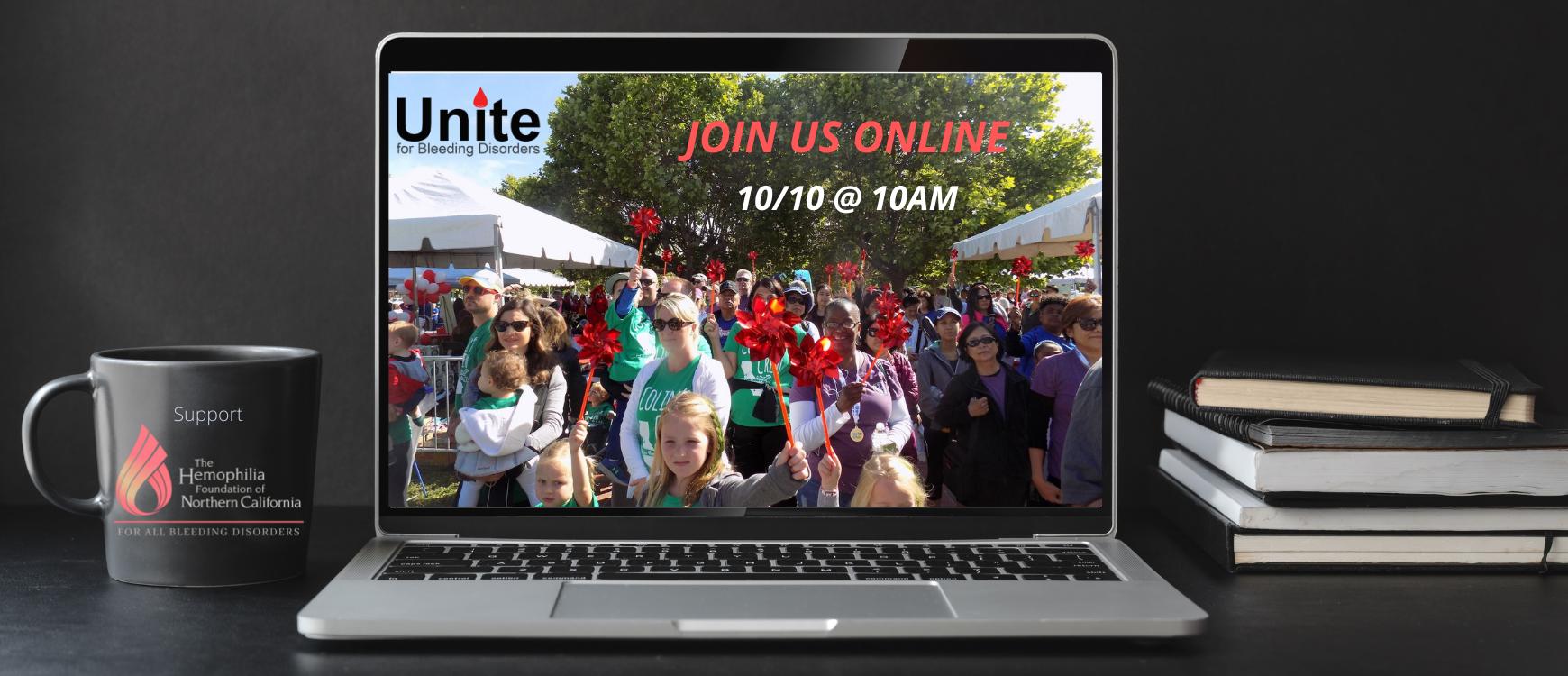 Virtual Walk on October 10, 2020