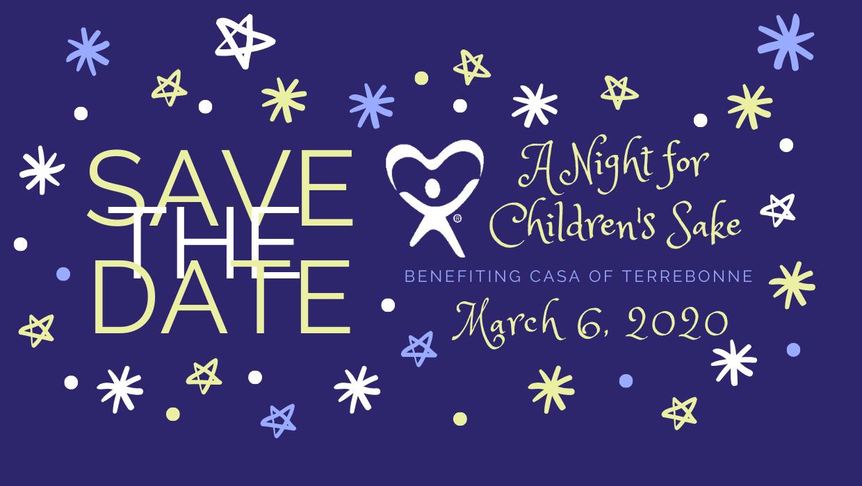 A Night for Children's Sake