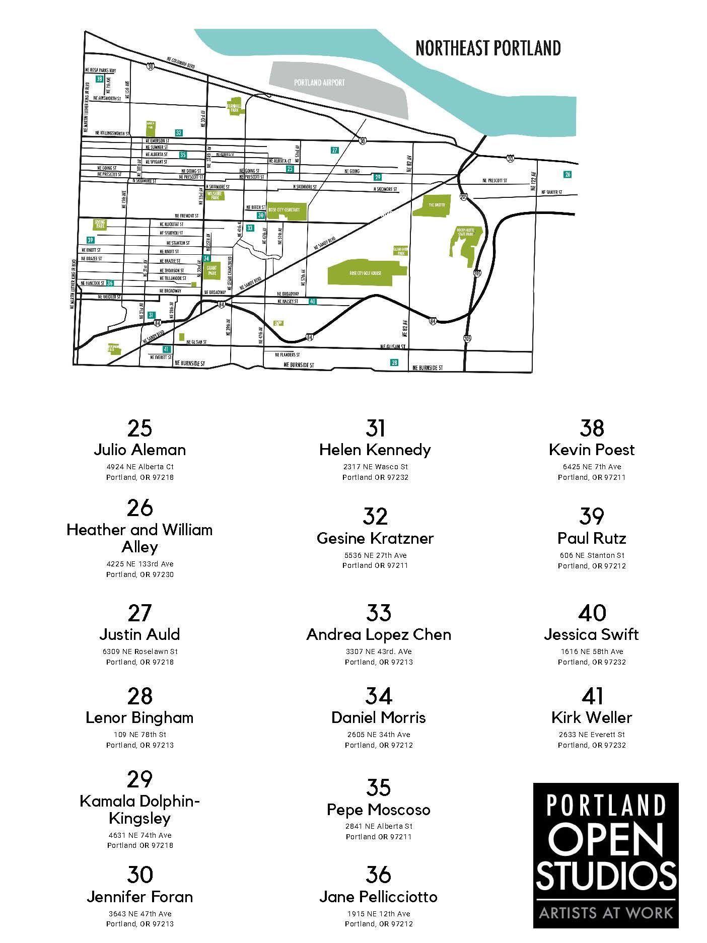 NE Portland