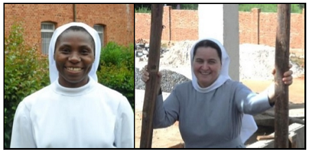 Two New Missionaries in Peramiho Priory