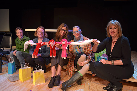 Mothers Telling Stories: Creating plays soothes mothers' souls