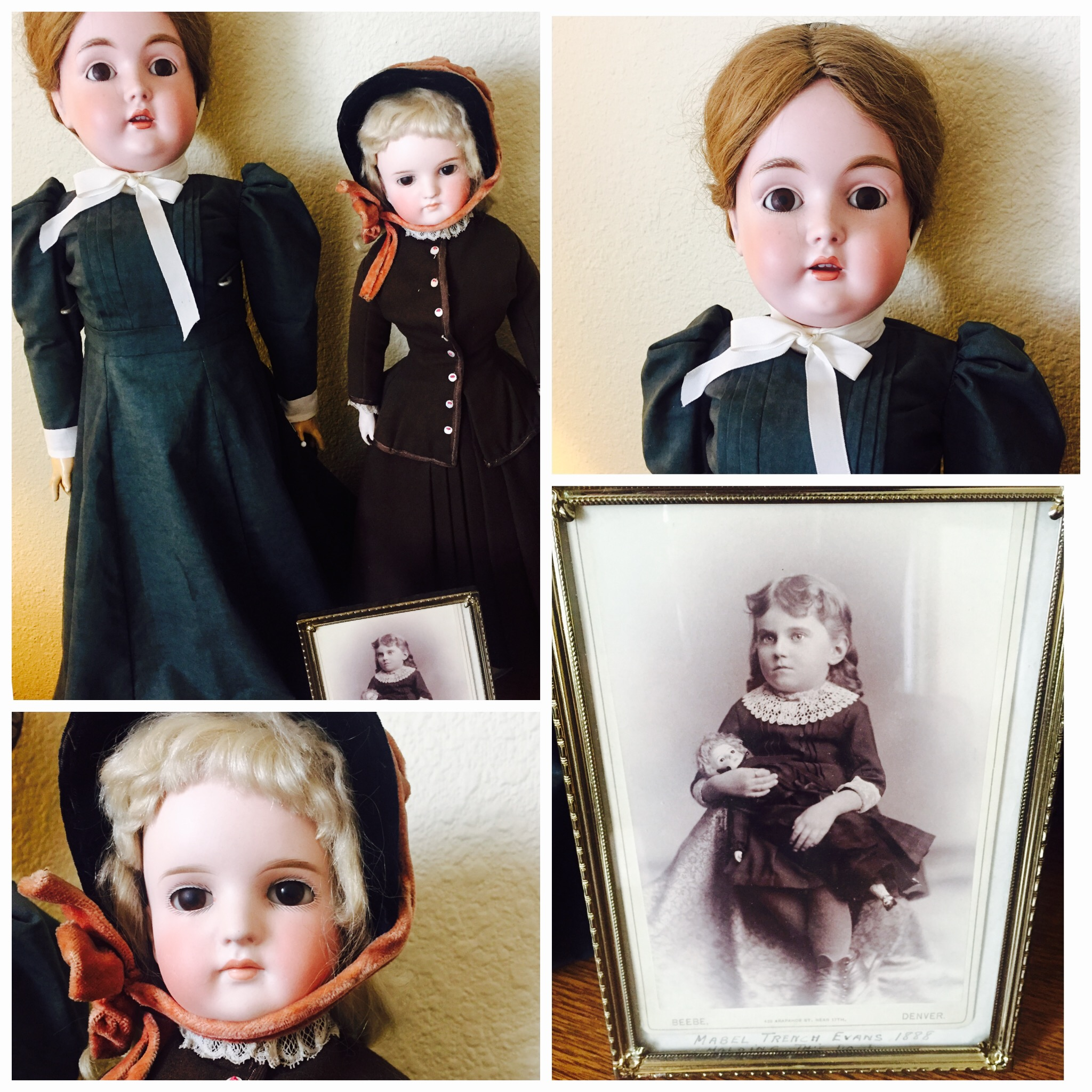 Throwback Thursday: Historic Goodwill Dolls