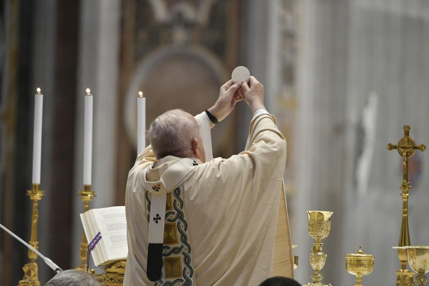 Living the Truth in Love - Returning to the Eucharist
