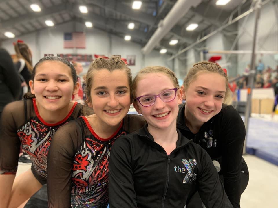2019-2020 Int/Adv Gymnastics Team Parent Handbook