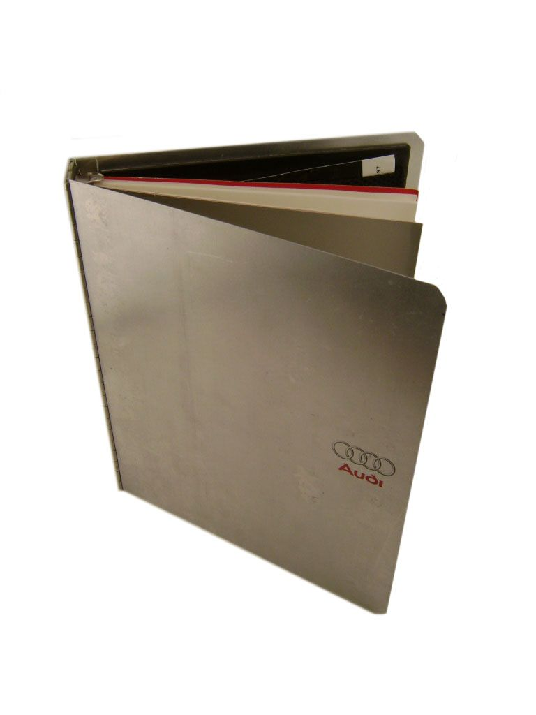 Audi Metal Binder