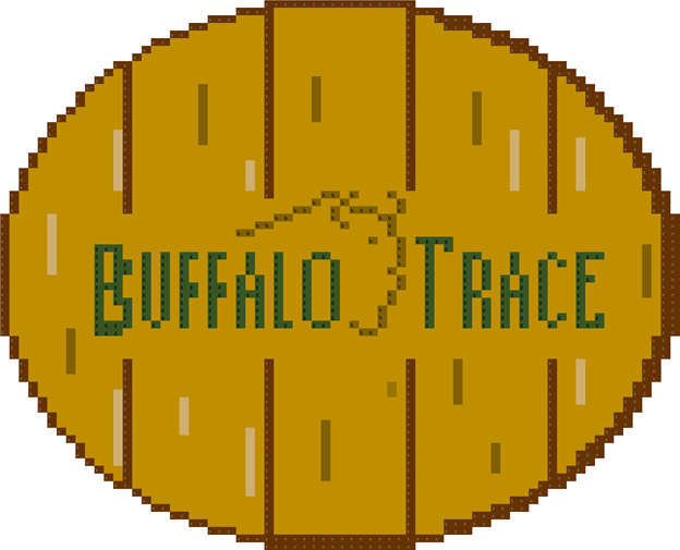 Bourbon Barrel Head - Buffalo Trace