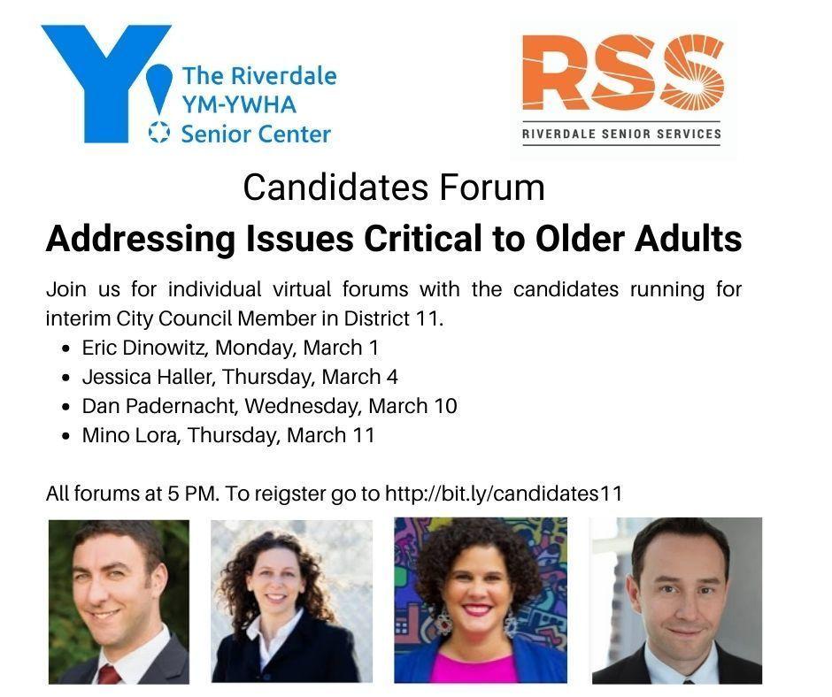 Candidates Forum: Jessica Haller