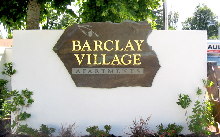 Barclay Village Monument