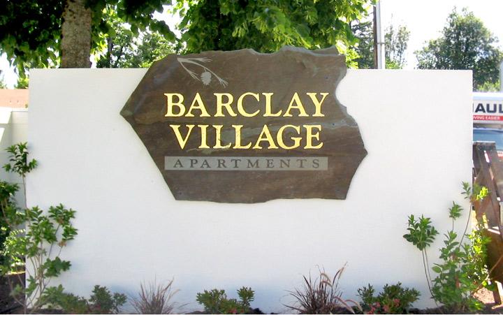 Barclay Village Monument