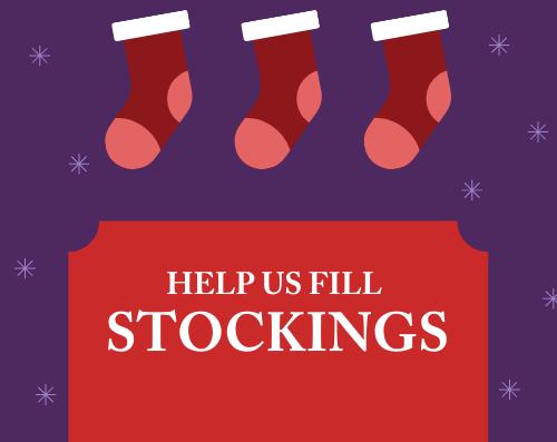 Stockings for Summer Scholars Deadline