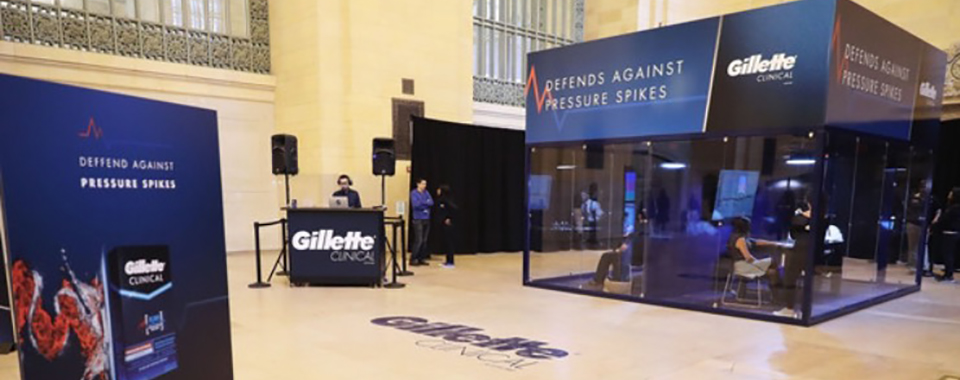 Gillette Cube