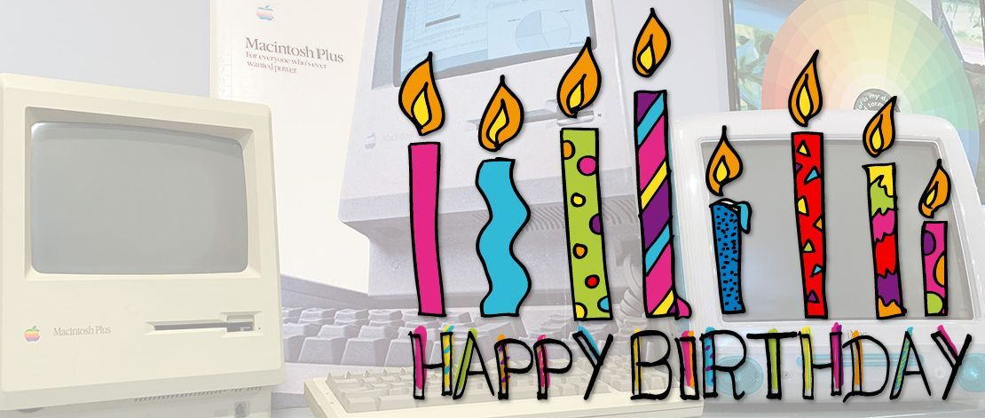 34 Years Old – Happy Birthday to Laser Letters!