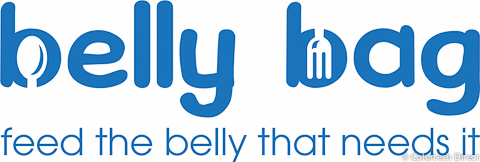 belly bag Logo