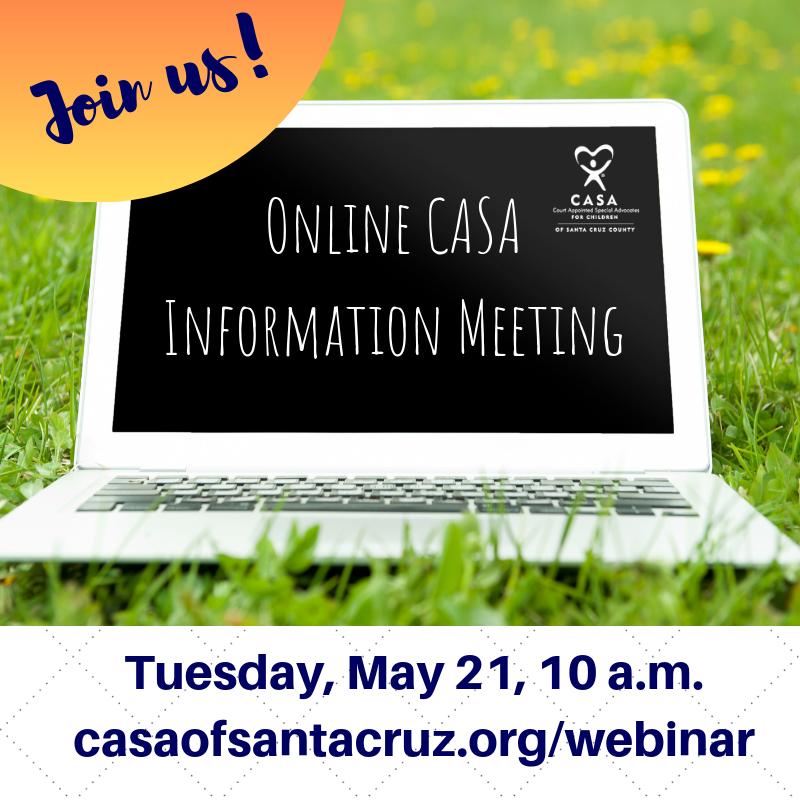 Online Information Meeting