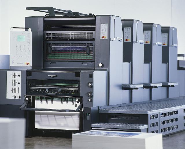 Heidelberg - Printmaster PM 74