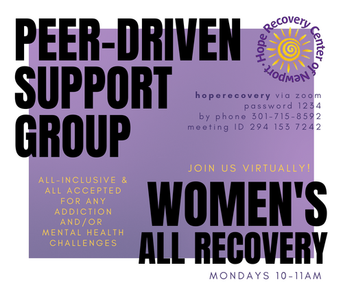 Hope Recovery - Women's All Recovery