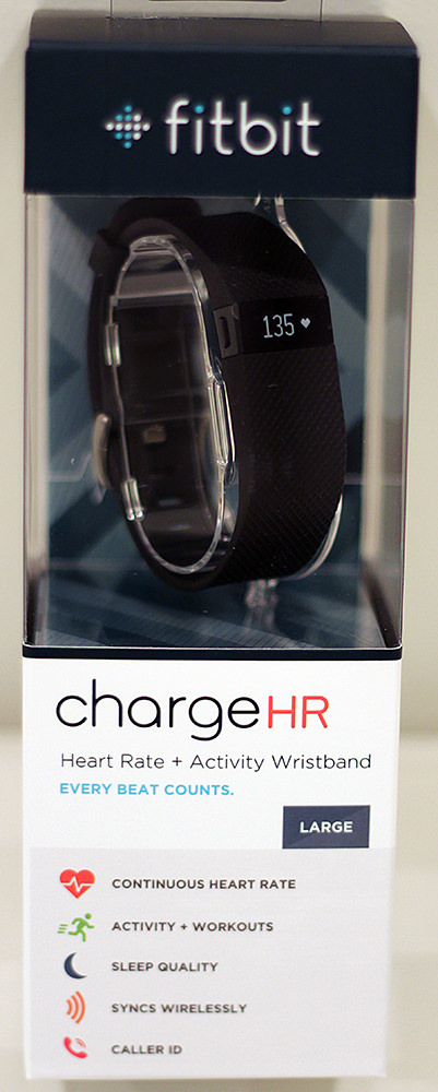 Fitbit Charge HR - Donated by OK Coal & EagleSticks