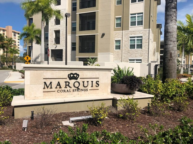 Acrylic Monument Signs - Sign Partners Boca Raton
