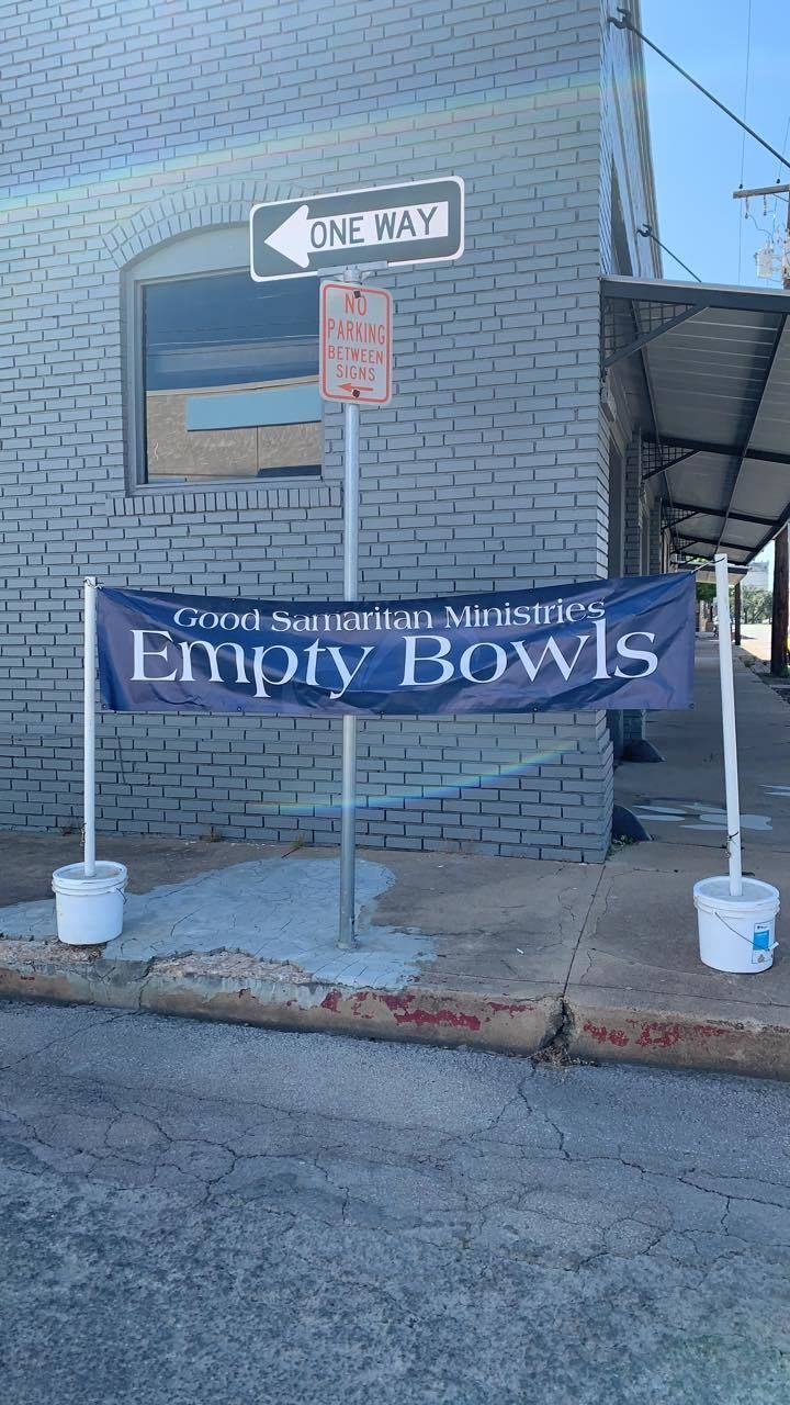 Empty Bowls Project - April 29th