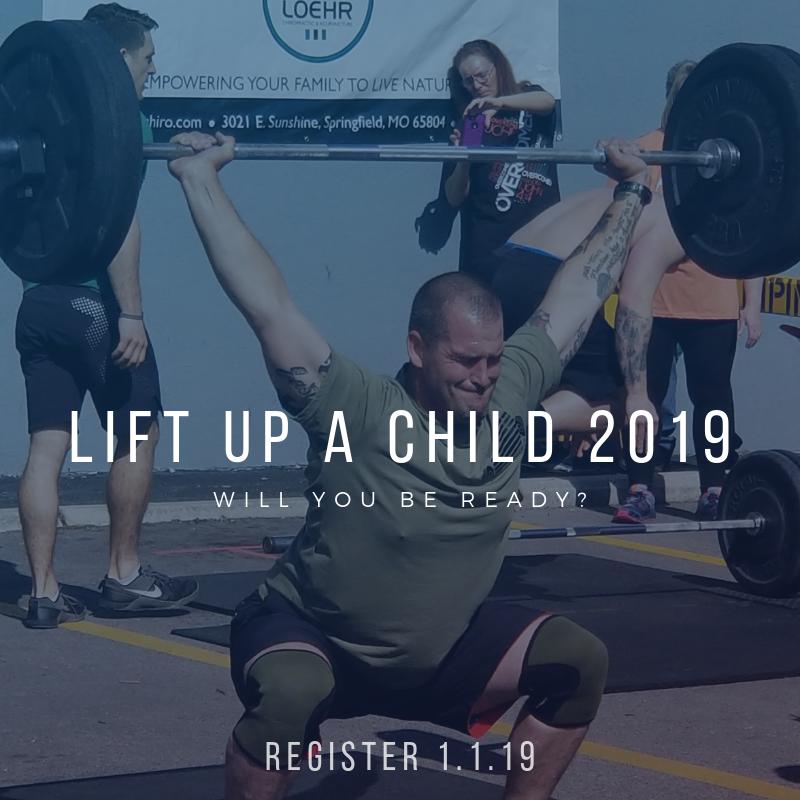Lift Up A Child