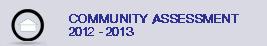 Community Assessment 2012 - 2013