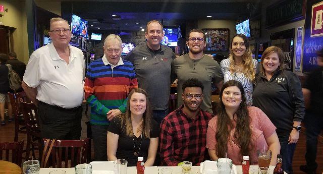 Mesa Young Alumni Gathering 2019