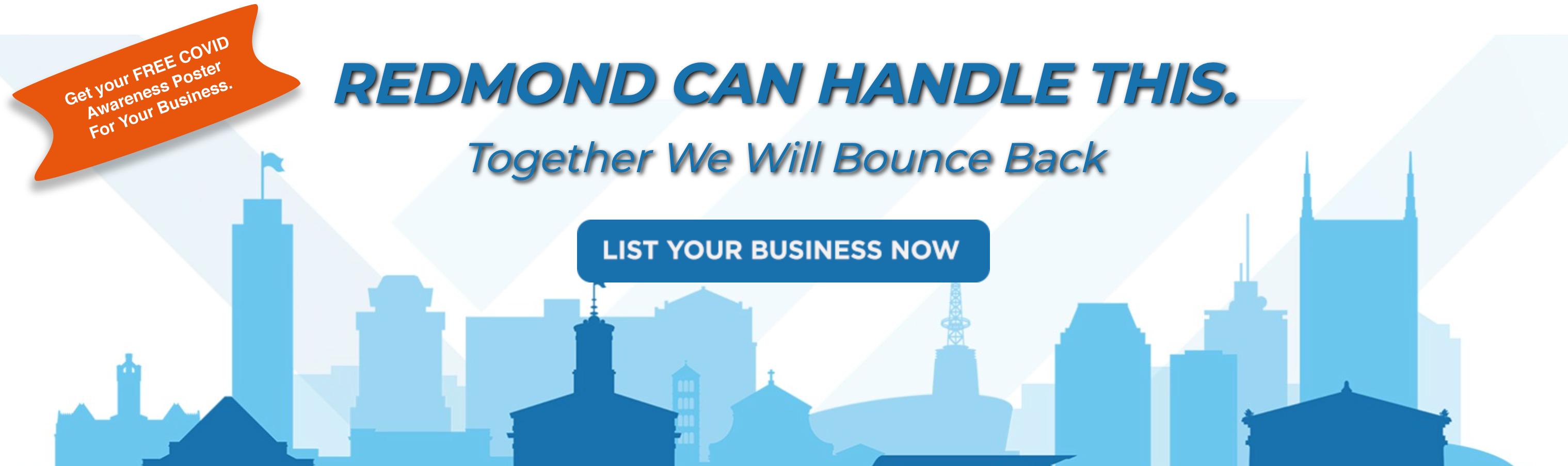 Bounce Back Redmond