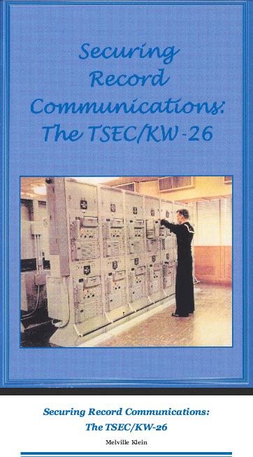 Melville Klein publication