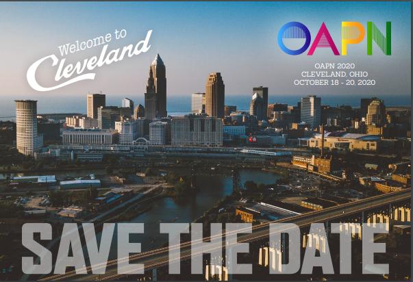 OAPN Conference October 18-20, 2020