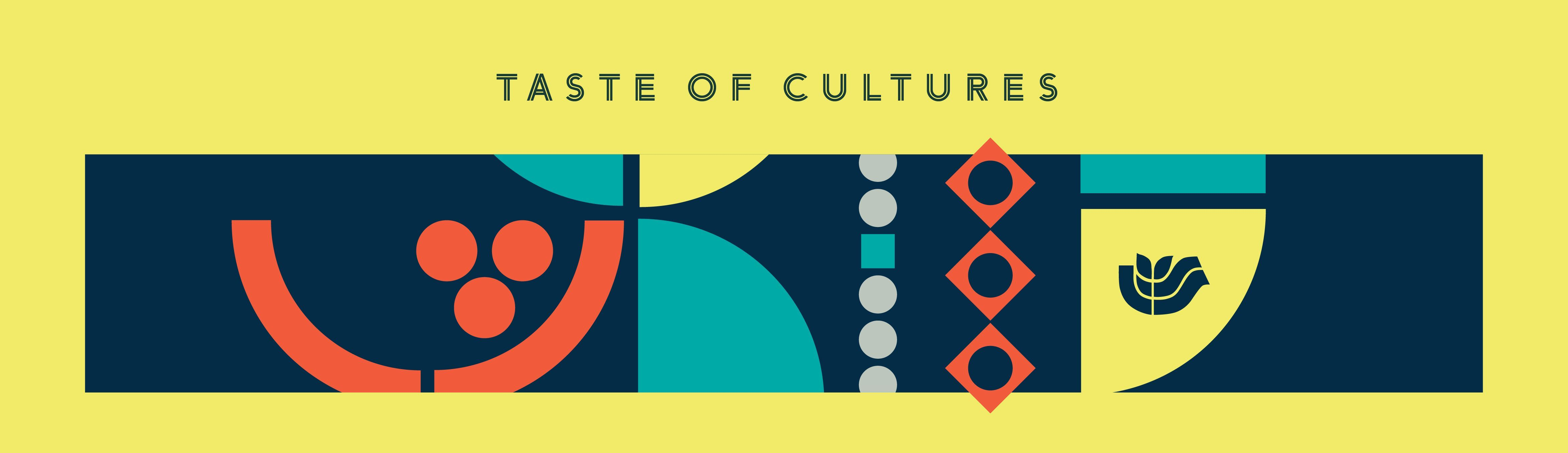 Taste of Cultures Event, Sioux Falls, theme
