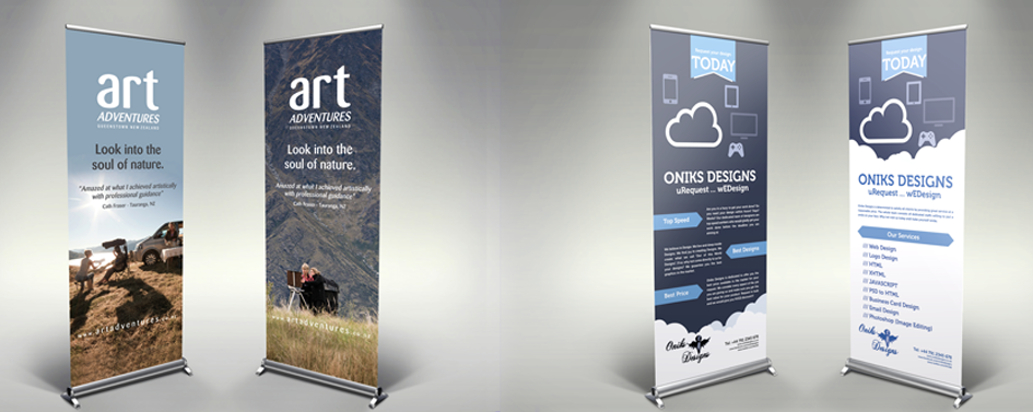 PULL UP ROLLER BANNER SPECIAL