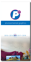 Printedge Environmental Graphics Brochure