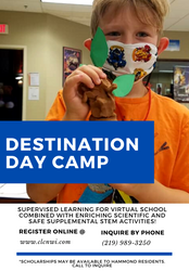 Destination Day Camp 2020