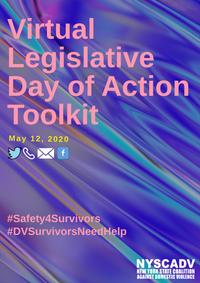 Virtual Legislative Day-interactive toolkit
