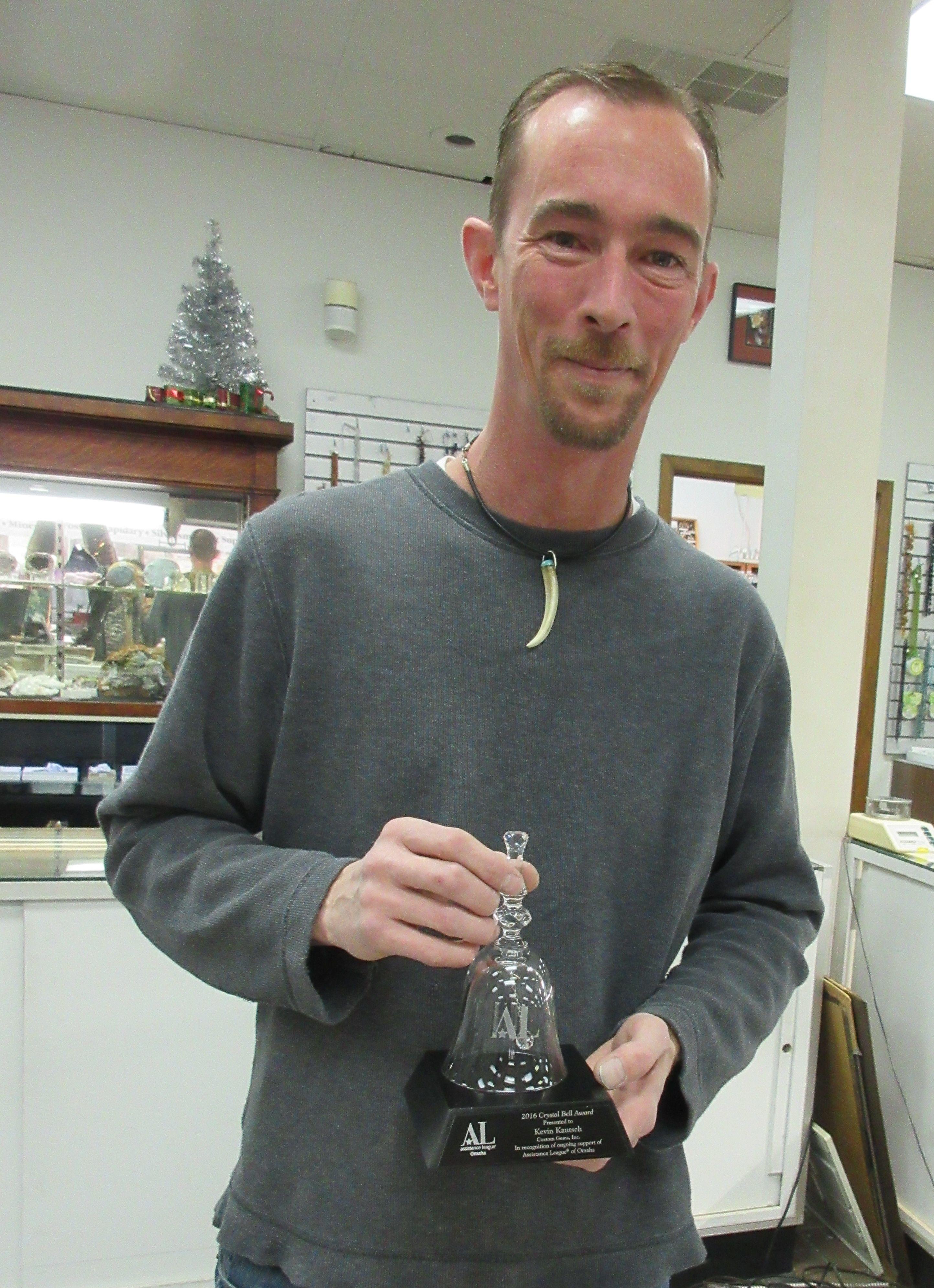 Crystal Bell Award