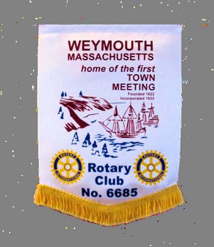 Happy Birthday from The Weymouth Rotary
