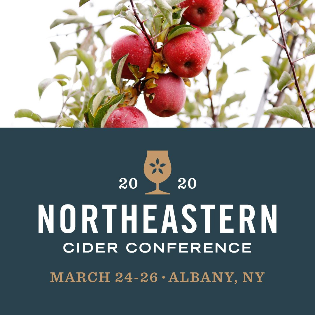 First Annual Northeast Cider Conference comes to Albany, Mar. 24-26