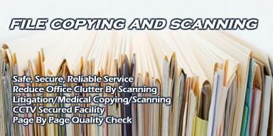 File Copy/Scan