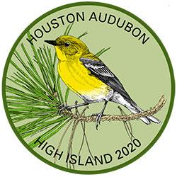2020 High Island Patch