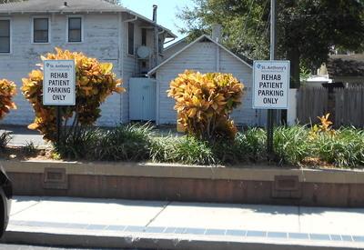 Parking Sign 5