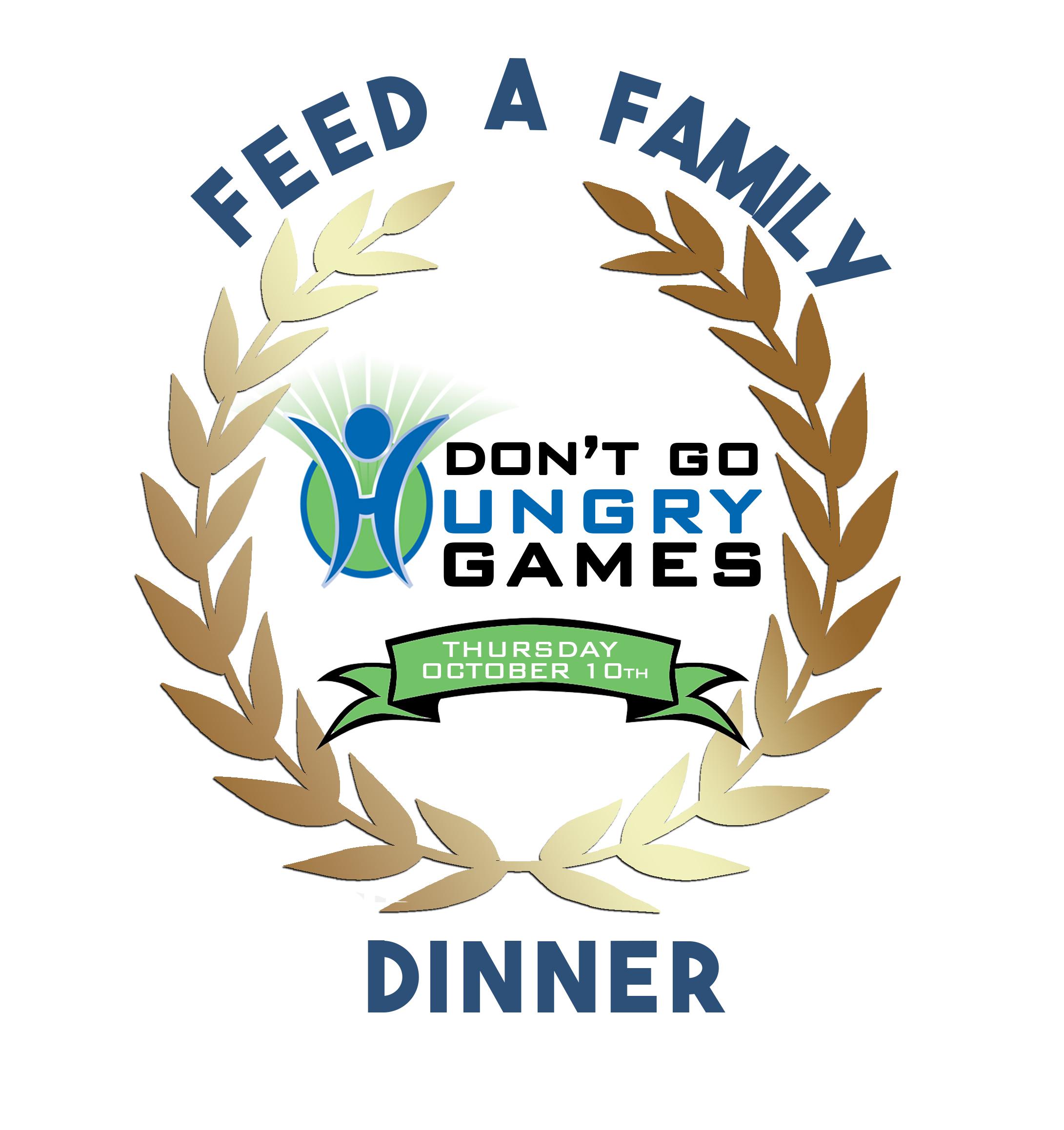 Feed a Family Dinner Fundraiser
