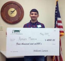 Aman Meerza - University High School Graduate