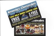Business Cards and Coupons