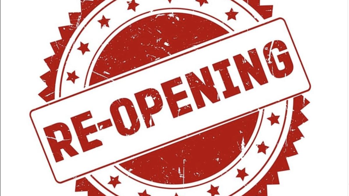 NESA's Reopening