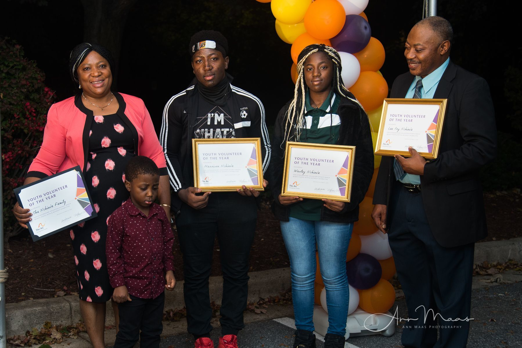 2020 Community, Staff & Volunteer Awards