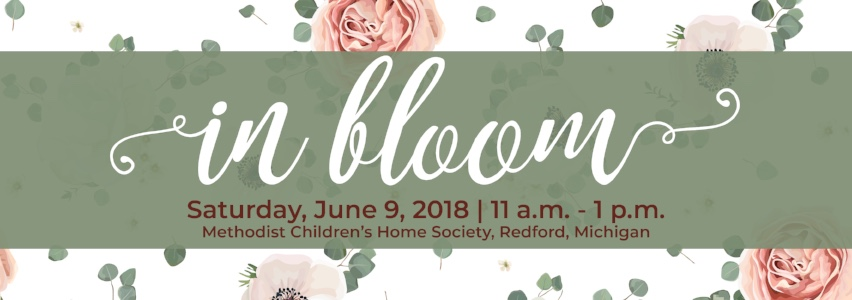 In Bloom 2018 with date
