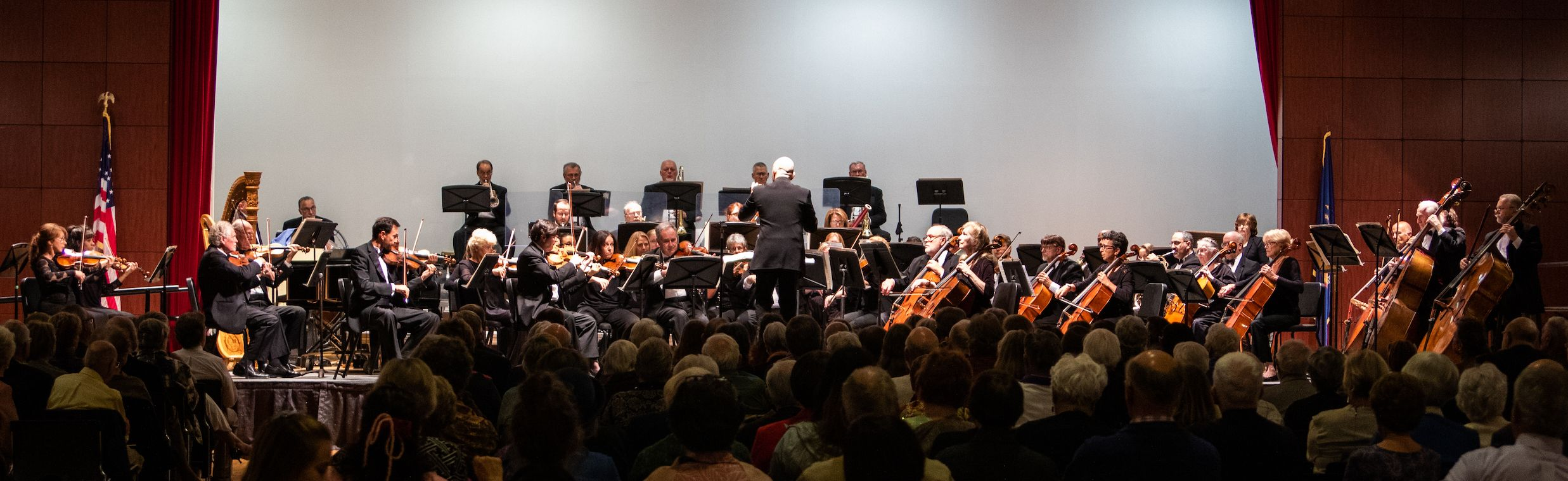 CSO in concert