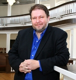 Al Head interviews Harper Lee Award recipient Rick Bragg