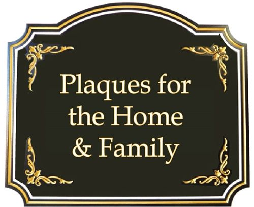 (J) - Plaques for the Home and Family ( kitchen, children's sayings, bible sayings, famous quotes)