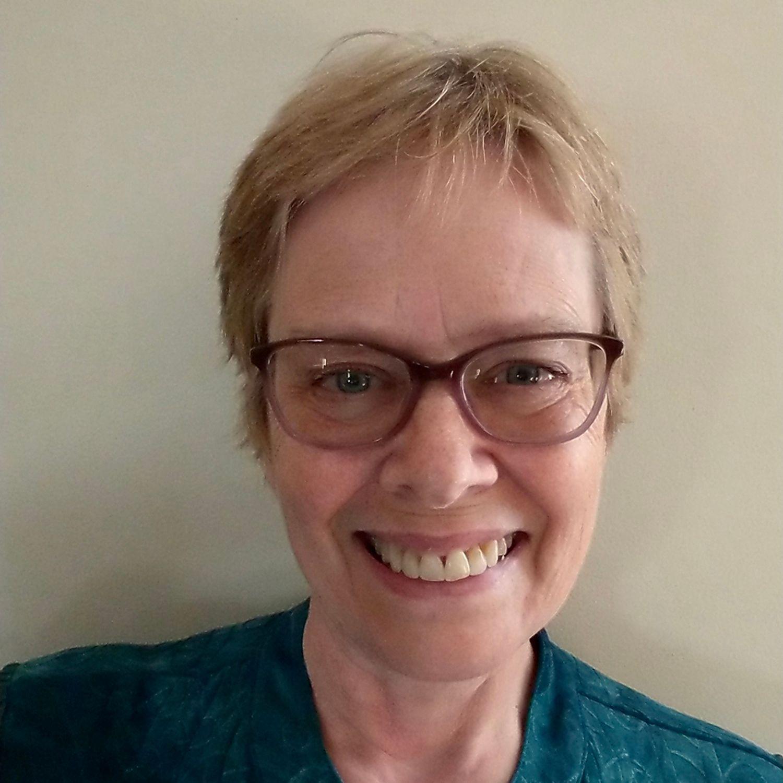 Sue Jago, Treasurer
